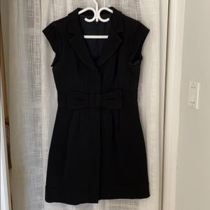 Nanette Lepore size 6 black dress